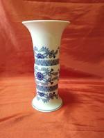 Unterweissbach porcelán váza made in GDR