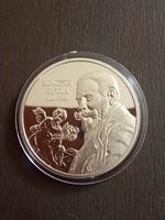 Benczúr Gyula születésének 175. évfordulója 10000 ft ezüst érme 2019 PP