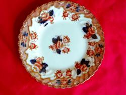 Csodaszép angol tányér 17 cm