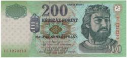 200 Forint 2004 FC - UNC