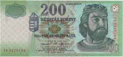 200 Forint 2006 FA - UNC