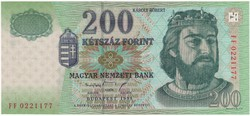200 Forint 1998 FF - UNC