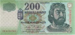 200 Forint 2006 FB - UNC