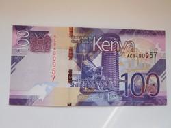 Kenya  100 shilingi 2019 UNC