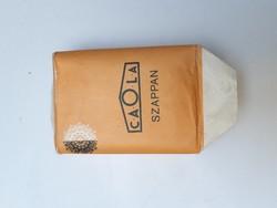 Retro KHV CAOLA régi szappan