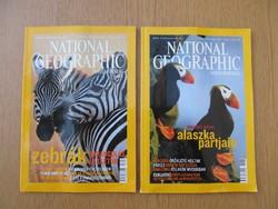 2 db. National Geographic egyben (2003 augusztus, szeptember)