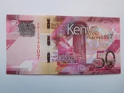 Kenya 50 shilingi 2019 UNC
