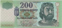 200 Forint 2003 FB - UNC