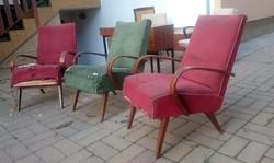TON fotelek felujitásra csehszlovák ujhullám 1958 EXPO Brussels minimal dizajn friss,karcsu forma