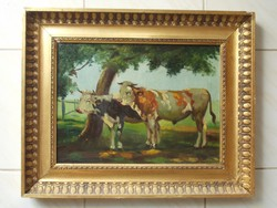 Edvi-Illés Aladár festmény