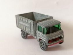 Retro fém kisautó platós teherautó Matchbox 1969