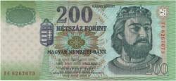 200 Forint 2007 FC - UNC