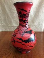 Retro hibatlan váza