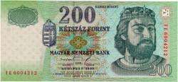 200 Forint 1998 FE - UNC