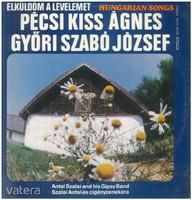 Pécsi Kiss Ágnes & Győri Szabó József - Elküldöm a levelemet LP