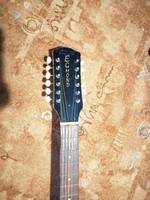 12 húros Egmond akusztikus gitár