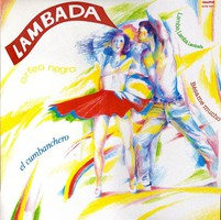 Lambada LP bakelit lemez