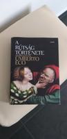 Umberto Eco - A rútság története