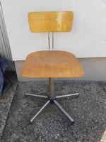 Retro vas szék loft,retro,eladó