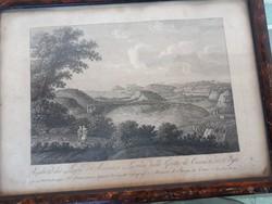 Francesco Morelli rézmetszet 1800 körül