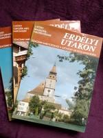 Erdélyi utakon 1-2-3 kötetek