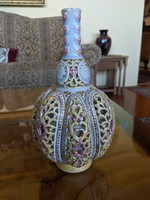 Zsolnay dísz váza