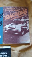 Autósport könyv