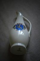 Deesbach  porcelán váza