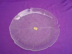 ARCOROC üveg kínáló tál