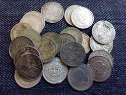 23 db ezüst angol 3 pence érme / id 12453/