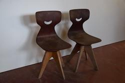 Pagholz gyerek székek