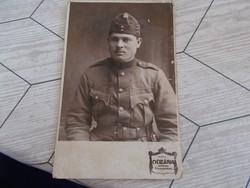 Magyar katona Rácz Iszván,Veszprem1920