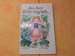 Móra Ferenc Sétálni megy Panka . . . Reich Károly rajzaival, Nemzetközi Gyermekév, 1979