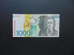Szlovénia 1000 tolár 1993