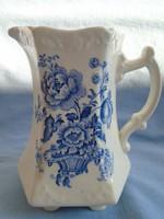Old England tea kiöntő  cca 1850 majolika