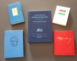 Minikönyvek - Tematikus válogatás: Idegen nyelvű könyvek
