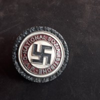 NSDAP náci kitűző