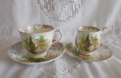 Royal Albert Kentish Rockery porcelán csészék