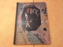 Gratzer József SICC Szórakoztató időtöltések, cseles csalafintaságok, 1957