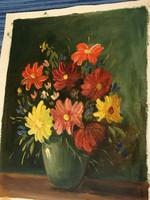 Káprázatos virágcsendélet / kiviteli engedélyes