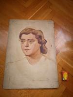 Portré 1930 körül