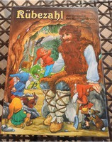 Josef Carl Grund: Rübezahl, der Berggeist des Riesengebirges : Az Óriás-hegység hegyi szelleme