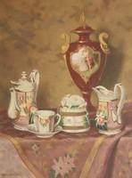 Aradi Edvi Illés Jenő (1886-1962): Porceláncsendélet