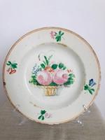 Földváry Apátfalva tányér / Apátfalvi
