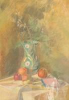 Szentgyörgyvári Gyenes Lajos (1890-1971): Virágcsendélet