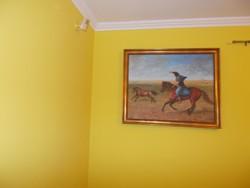 Csikós  festmény