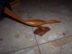 Art deco madár szobor eladó