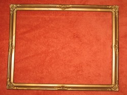 RÉGI  BLONDEL KÉPKERET   36 cm x 27,5 cm