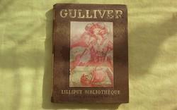 Gulliver Lilliput Bibliotheque