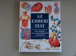 Az emberi test MEDICINA 1992 hibátlan, olvasatlan példány